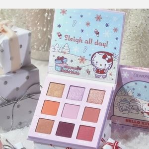 COLOURPOP HELLO KITTY LIMITED EDITION PALLETE